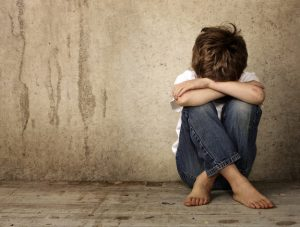 Not only was Dave psychically abused but he was also emotionally abused. He felt neglected and alone, his own father and siblings would turn away when his mother striked again.